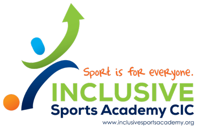 Inclusive Sports academy CIC logo