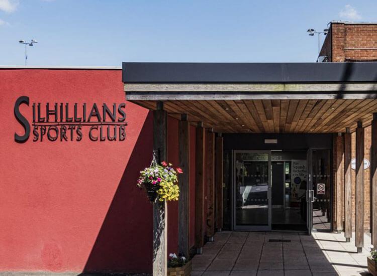 Silhillians Squash and Racketball Club